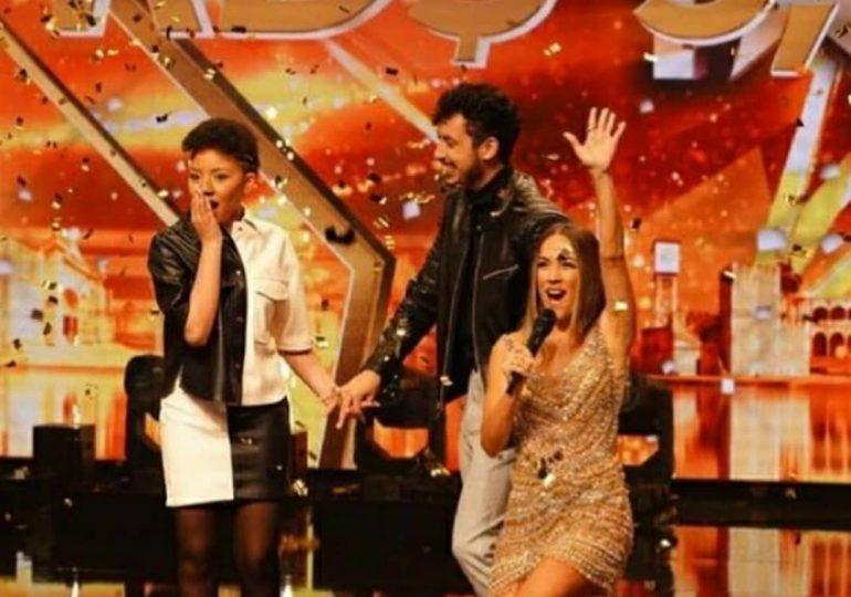 Keren Montero nueva ganadora de Dominicana's Got Talent