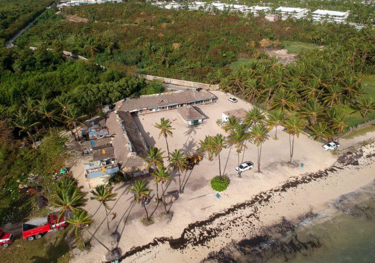 Medio Ambiente da inicio a plan de rescate ambiental de la playa Cabeza de Toro