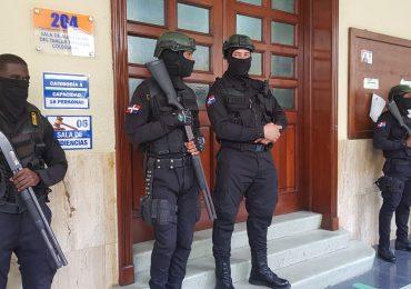 VIDEO | Juez decide esta tarde si varía o mantiene coerción a implicados en caso Anti-Pulpo