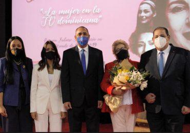 """Indotel rinde homenaje a Socorro Castellanos, """"La mujer en la Televisión Dominicana"""""""