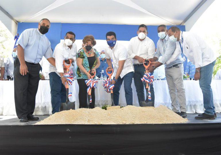 Rehabilitarán planta de tratamiento de aguas residuales en Barahona, tras 20 años de abandono