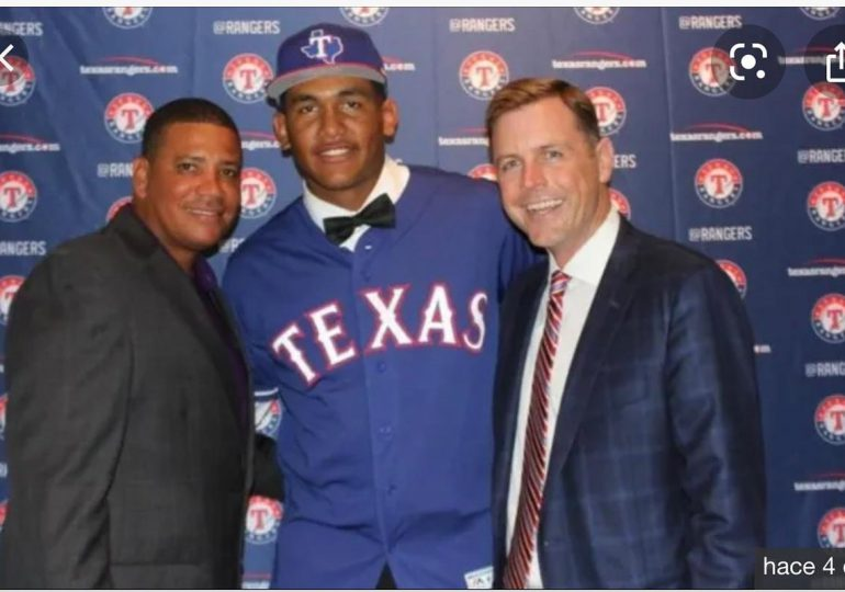 Muere joven que acompañaba a pelotero dominicano de Texas Rangers al momento de accidente