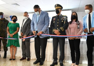 Ministerio de Interior y Policía reabre Dirección de Armas