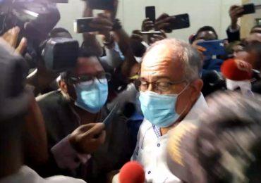 Imponen dos meses de prisión a Leonardo Faña