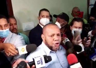 Leonardo Faña culpa algunos compañeros del PRM y al PLD de su apresamiento