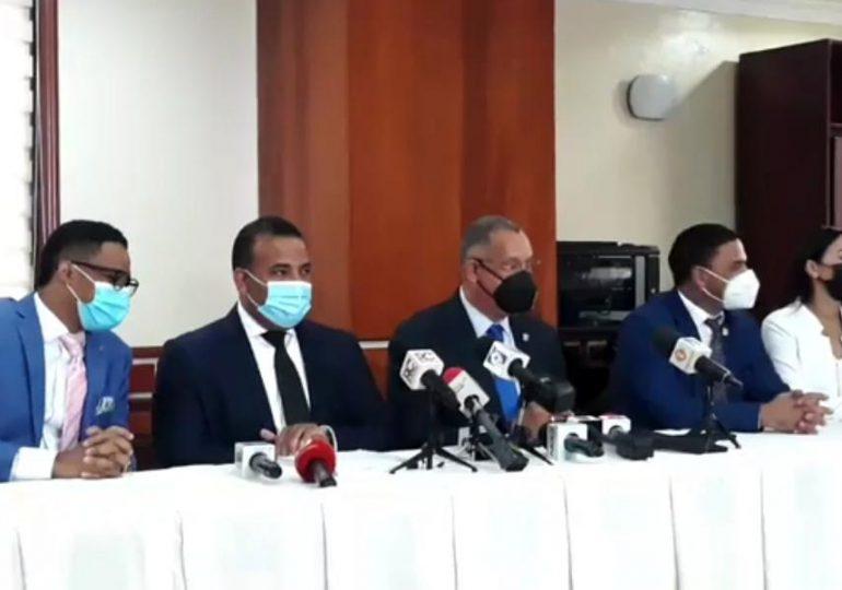 "VIDEO   Sugerencia del Poder Ejecutivo al Código Penal son ""secreto de Estado"", comisión no da detalles"