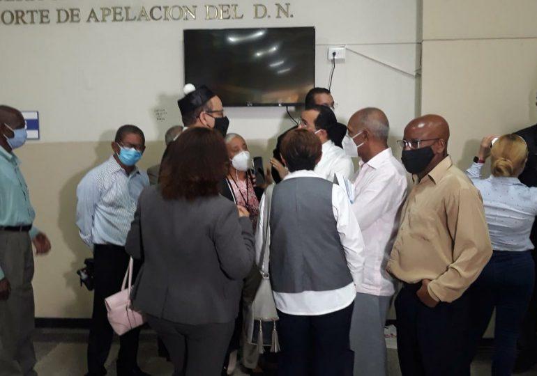 VIDEO | Aplazan audiencia sobre recurso de amparo contra firma de Pacto Eléctrico