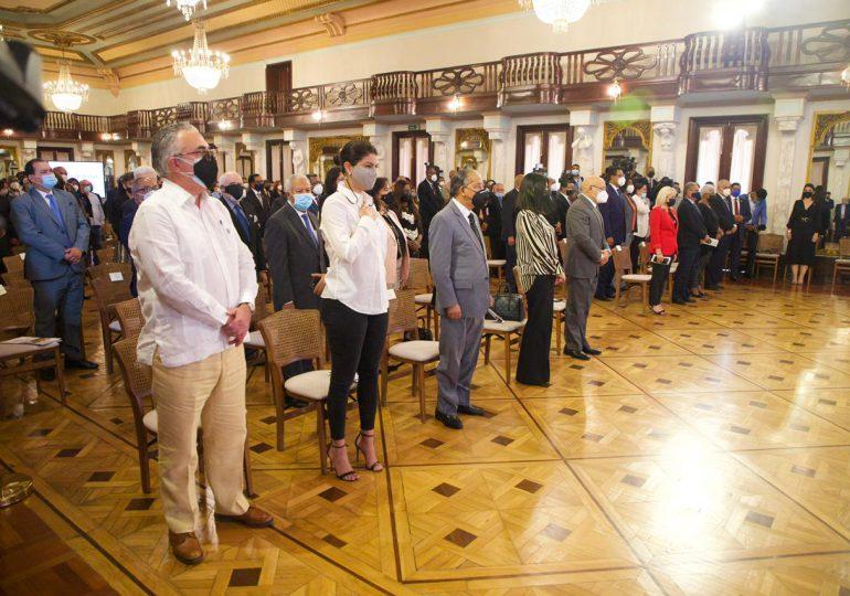Presentan Diplomado de Periodismo Ético en el Palacio Nacional