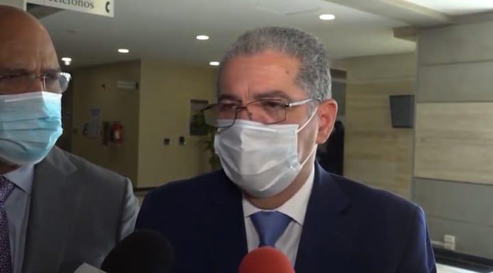 Carlos Amarante Baret es interrogado por la Pepca