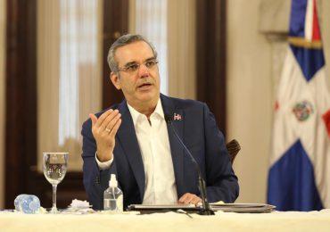 Abinader anunciará el Plan de Seguridad Ciudadana el próximo lunes