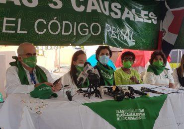 Participación Ciudadana apoya tres causales del aborto