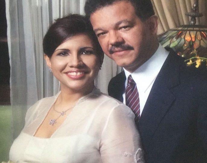 Leonel y Margarita sin nada que decir sobre su divorcio