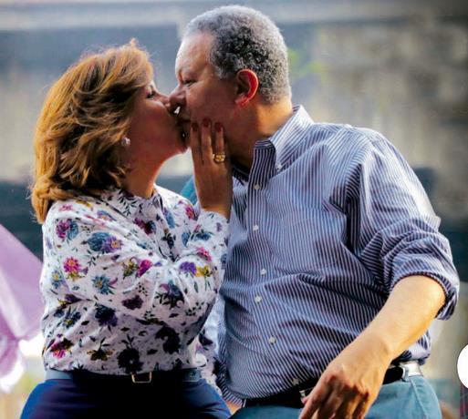 Leonel y Margarita se divorcian