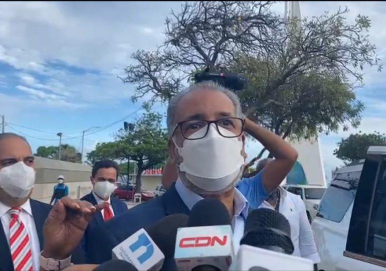 """Simón Lizardo dice citatorios a exfuncionarios deben ser vistos como """"algo normal"""""""