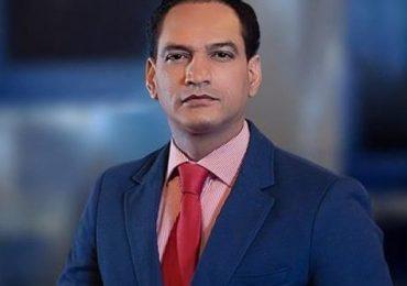 José Laluz critica falta de apoyo de dominicanos, tras su debate con Agustín Laje