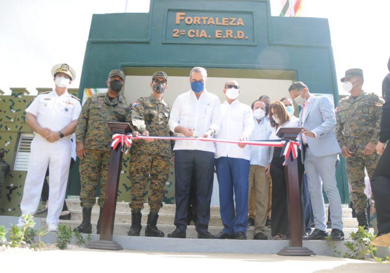 Inauguran en La Romana sede de la Segunda Compañía del ERD