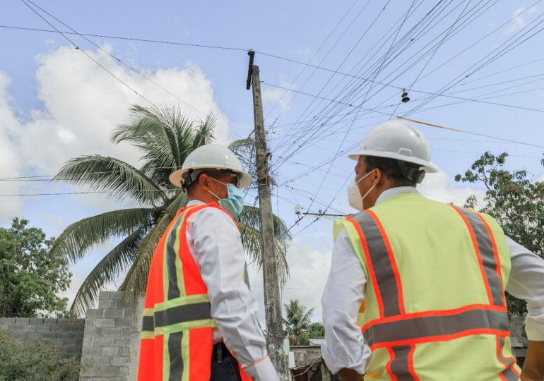 Edesur rehabilita redes en Villa Altagracia por US$15,000,000.00