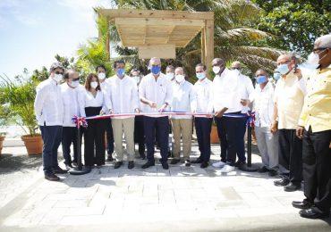 """Reconstruirán """"Bulevar Turístico de la Salud"""" con una inversión de RD$45 millones"""