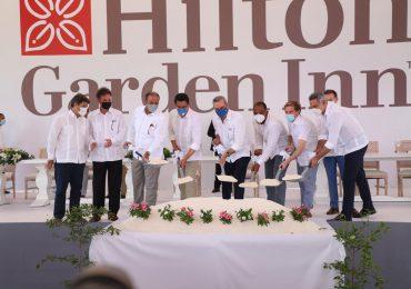 Dan inicio a los trabajos de construcción del Hilton Garden Inn La Romana