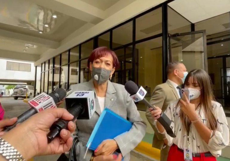 Legisladora del PRM disgustada por nombramiento de peledeistas en el gobierno