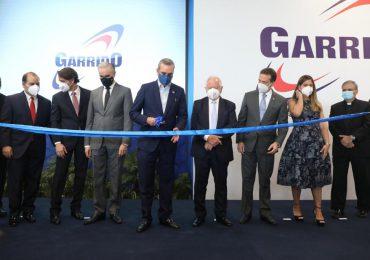 VIDEO | Presidente Abinader participa en inauguración de nueva Tiendas Garrido en Pantoja