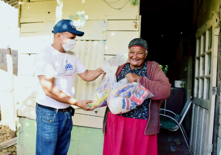 Más de 3 mil familias beneficiadas en Puerto Plata por el Plan Social