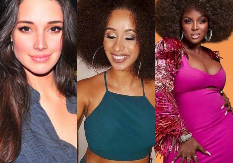 Cardi B define el tipo de mujer dominicana con una foto de Amara y Amelia Vega