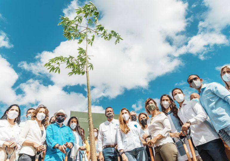 Biodiversidad urbana llega al Distrito Nacional con plan de Arbolado