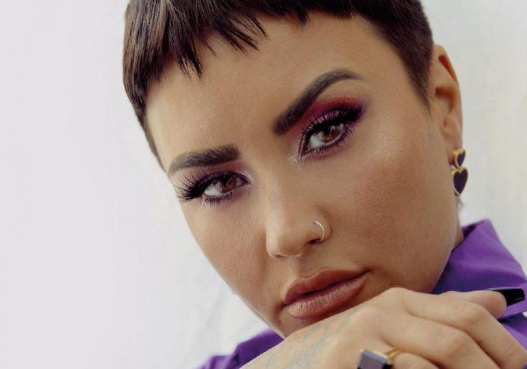 """Demi Lovato: """"no sé si terminaré con un hombre o con una mujer"""""""