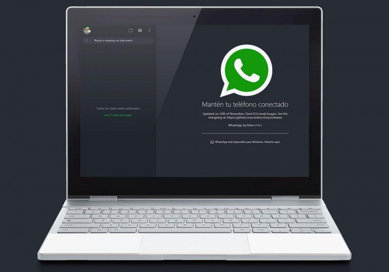 Brecha de WhatsApp Web que permite a contactos ver tu ubicación sin permiso