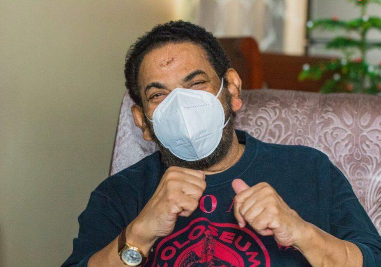 VIDEO    Jack Veneno continúa hospitalizado