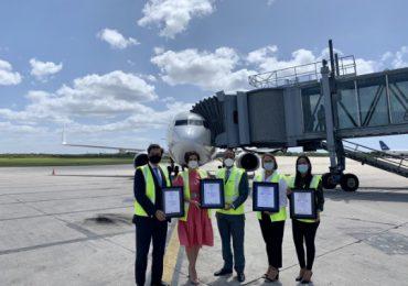 Aeropuertos de Las Américas y La Isabela certificados ISO 14001 por su sistema de gestión ambiental