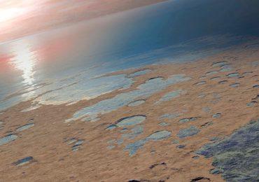 ¿Qué pasó con el agua de Marte?
