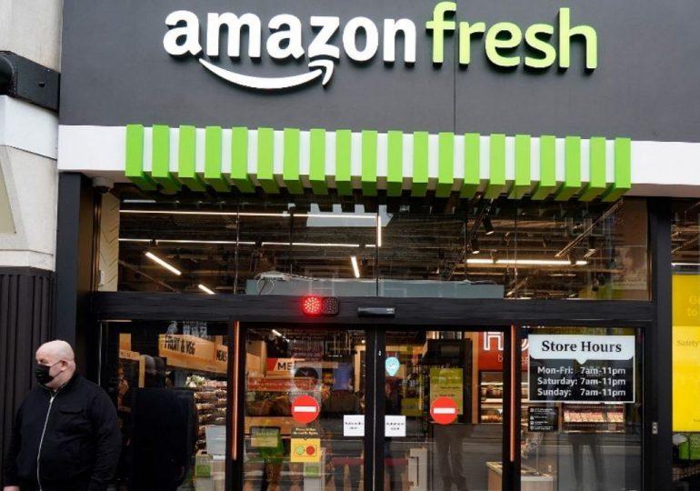 """Amazon abre en Londres un supermercado """"sin contacto"""" ni cajeros"""