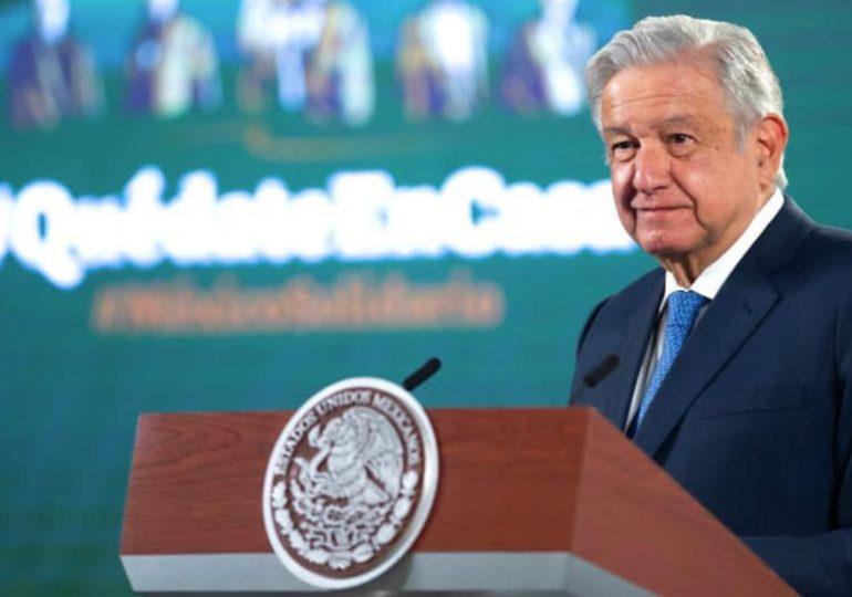 Presidente de México celebra anulación de condenas a Lula