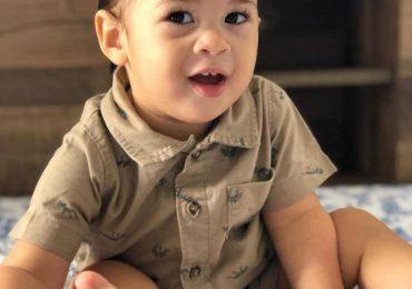 Familia pide ayuda para intervención de niño con tumor en la cabeza