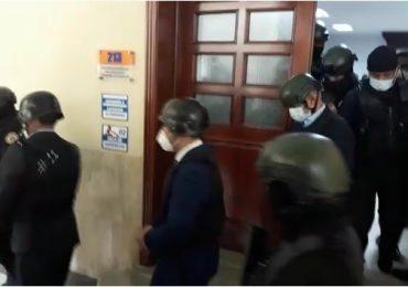 VIDEO | Hermanos de Danilo Medina y otros nueve implicados buscan variación de medidas en caso Anti-Pulpo