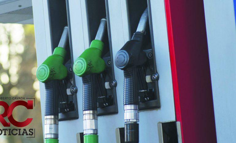 Precios de los combustibles se mantienen