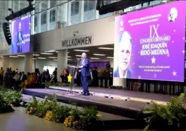 Danilo Medina dice asumió la presidencia del partido porque Gonzalo no ganó