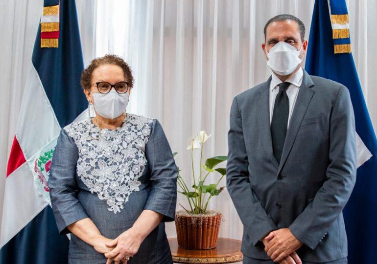 Finjus respalda gestión de Miriam Germán en el Ministerio Público