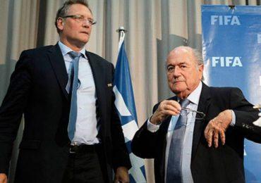 Blatter y Valcke suspendidos seis años más por la FIFA