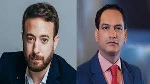 Llueven las reacciones en las redes en torno al debate entre José Laluz y Agustín Laje