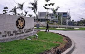 Embajada de EEUU en RD continúa con servicios limitados por pandemia