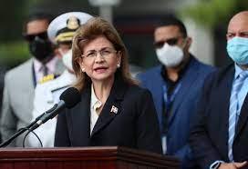 Raquel Peña asegura funcionarios que se equivoquen deben salir del servicio público