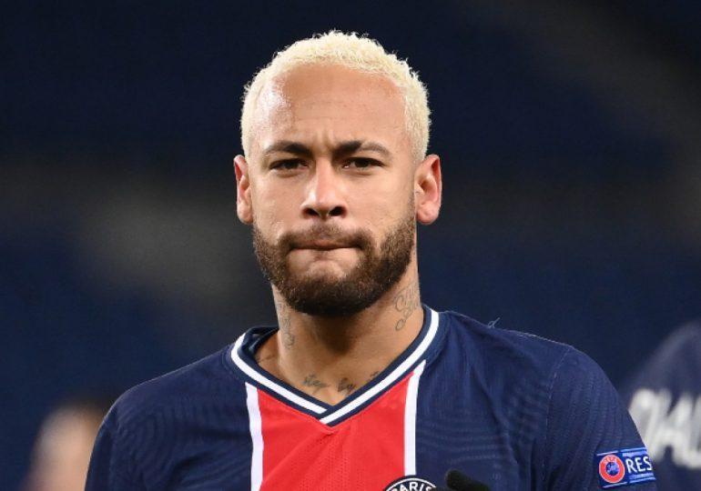 Neymar no está recuperado para jugar el domingo ante el Nantes