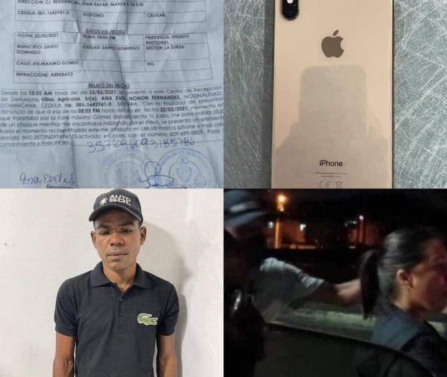 Imponen prisión preventiva a hombre robó celular a mujer mientras discutía por accidente