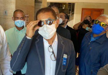 VIDEO  Diandino Peña llega a la Procuraduría para ser interrogado