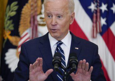 """Biden evita calificar como a Cisjordania como territorio """"ocupado"""""""