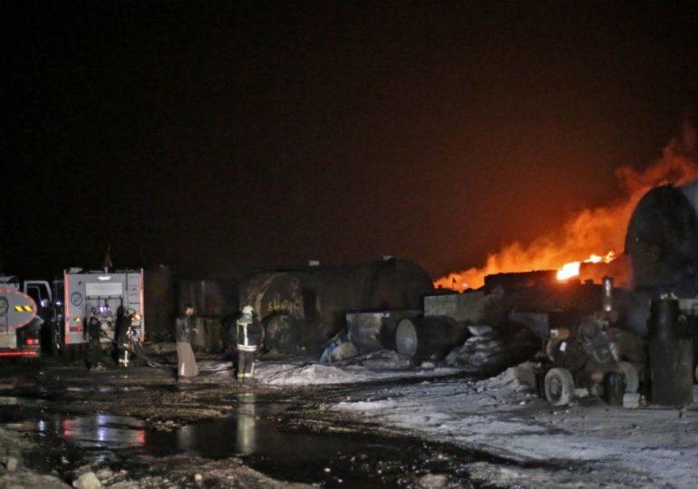 Al menos 18 muertos en explosión de minas en Siria