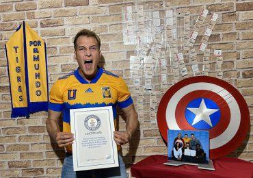 """Logra ver """"Avengers: Endgame"""" 191 veces y rompe récord Guinness"""